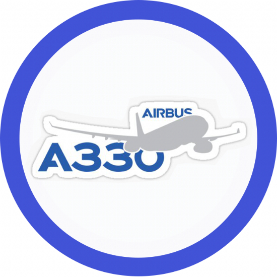 AIRBUS Stickers